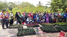 Planting Seedlings with Pasir Gudang Community | Photos