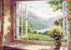 Stephen Darbishire 1940 | British Impressionist painter
