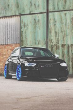 "avenuesofinspiration: "" ""Audi B8 RS4 | Photographer © | AOI "" """