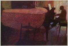 """""""Pablo Casals"""" - by Bernie Fuchs"""