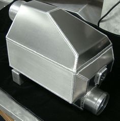 aluminum weld welds welding 6061.com aluminum fabrication air to water intercooler