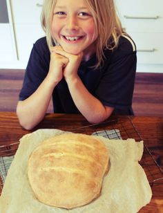 Creating confident kids in the kitchen - Guest post article at Simple Homeschool