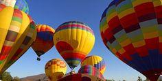 The International Balloon Festival