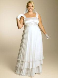 Madelaine Chiffon Wedding Dress