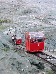 Destinations in Carinthia, Austria: Mount Grossglockner Funicular