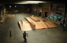 Zumiez Skatepark - The 25 Best Skateparks in the World | Complex CA