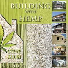 Building with Hemp by Steve Allin