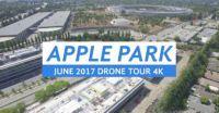 Apple Park: nel video con i progressi di Giugno vediamo il fienile ricostruito e lo Steve Jobs Theater senza veli