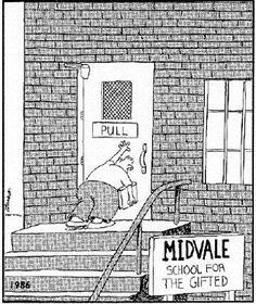 My all-time favorite Gary Larson panel.