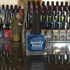Picture Polish - Moody Blues  Sw x1 ; 8€ FDPC
