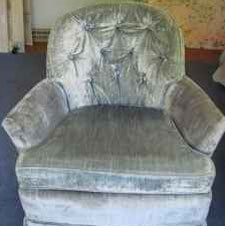 Remove Upholstery Smell without Damaging Fabric? — Good Questions