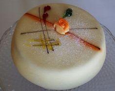 Tortaimádó: A marcipán használata bevonáshoz Sweet Life, Panna Cotta, Baking, Ethnic Recipes, Food, Cakes, Dolce Vita, Dulce De Leche, Cake Makers