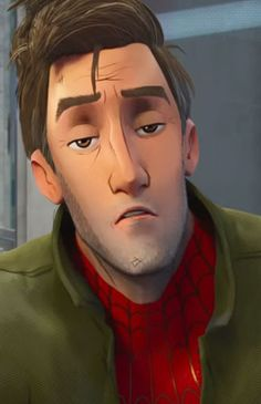 Drawing Superhero Spider-man Into the Spider-Verse - Peter B. New Game Characters, Marvel Characters, Marvel Memes, Marvel Avengers, Marvel Comics, Spiderman Bebe, Stucky, Marvel Universe, Spiderman Pictures