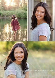 Eugene senior portraits of Sheldon High School Class of 2017 senior, Natasha, by Oregon photographer, Holli True