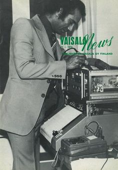 Issuu - Editor - vaisalanews_72_1976 Finland, Editor, News, Fictional Characters, Fantasy Characters