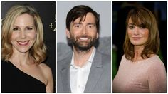 Sally Phillips & Sarah Parish Join David Tennant In Fish Without Bicycles http://tennantnews.blogspot.com/2016/10/sally-phillips-sarah-parish-join-david.html