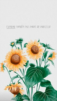 Sunflower Pictures, Short Quotes, Some Words, Mandala Art, Aesthetic Wallpapers, Lettering, Photo And Video, Drawings, Prints