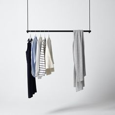 The Chic Way To Create A Second Wardrobe Space   sheerluxe.com