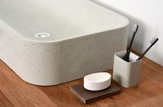 SCOOP concrete basin on Behance