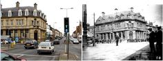 then and now riby sq