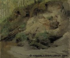 Kansallisgalleria - Taidekokoelmat - Järnefelt, Eero