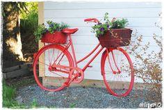 . Planter Pots, Bicycle, Metal Art, Kunst, Bicycle Kick, Bike, Bmx, Cruiser Bicycle