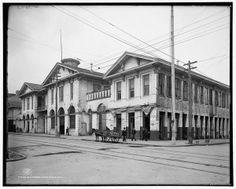 Old Market House, 1906
