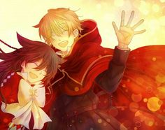 Pandora hearts. It's finally over ;-; the raw finale retrace is out. Omg this was like when I was a noob to anime to a not as noob ? Anyway I love this and I don't know how to handle the fact it's over DX it was my favorite manga. I don't know if I'd ever read it but I'm glad i did and i wish this was more popular!