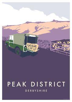 Land Rover Series 1 Peak District