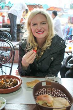 What to eat in the Medina in Marrakesh - the Marrakesh markets are filled with foods to try!