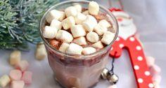 Nutellás forró csoki recept Easter Recipes, Hot Chocolate, Nutella, Pudding, Sugar, Vegetables, Drinks, Christmas, Xmas
