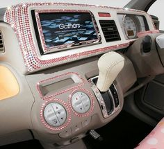 Glittering car :) @Lindt_Chocolate  #LindtTruffles @Influenster #Rosevoxbox