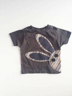 Bunny Rabbit T Shirt for Boy Boy Easter Shirt por kakabaka en Etsy