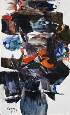 marcelle ferron oeuvres . Follow the biggest painting board on Pinterest: www.pinterest.com/atelierbeauvoir