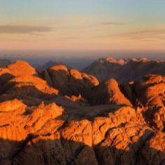 Mount Sinai, Egypt - Chakra 5 – Vishuddha