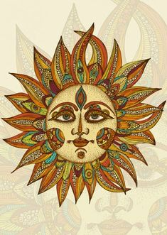 Sun energy - personality, ego, how the individual presents herself to the outside world