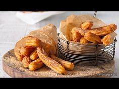 Churros, Pretzel Bites, French Toast, Bread, Vegetables, Breakfast, Youtube, Food, Morning Coffee
