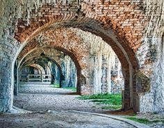 Fort Pickens FL by Daryl Marquardt