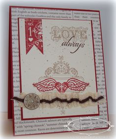 Affection Collection, Stampin' Up!