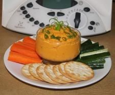 Recipe Sweet Potato Dip or Spread by Priscilla HILL - Recipe of category Sauces, dips & spreads Sweet Potato Dip, Vegetable Sticks, Bellini Recipe, Cook Up A Storm, Curry Powder, Fresh Vegetables, Spreads, Serving Bowls, Sauces