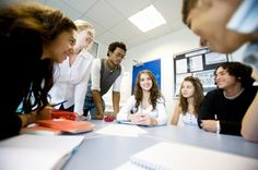 Edutopia blogger Todd Finley considers whole class discussion and presents ample research about what works best.