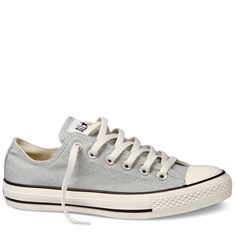 Classic style, Converse (All Star Stonewashed Canvas - Low - Gray Violet)