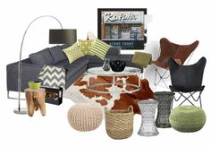 Check out this moodboard created on @olioboard: Living room AJ by tiinaa