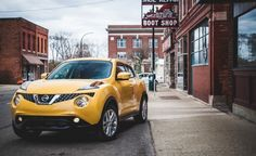 The 15 Cheapest New SUVs and Crossovers of 2017 Best Crossover, Crossover Suv, Nissan Juke Price, Nissan Juke Interior, Suv Models, Geneva Motor Show, North America, Automobile, Around The Worlds