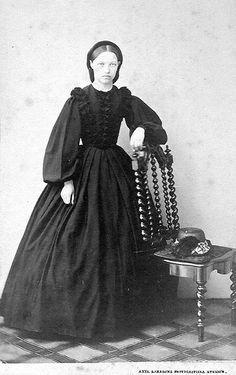 Miss Schweder by Carl-FredricTaken in the 1860's