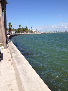 Fishing pier!