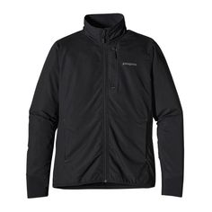 Like your favorite climbing partner, the All Free Jacket will take the hard pitches and make it look casual; built from a light, stretchy and comfortable soft-shell fabric with hoody-style handwarmer pockets that disappear under a harness.