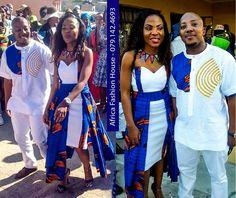 African Print Wedding Dress, African Print Dresses, African Wear, African Attire, African Dress, African Outfits, African Prints, African Style, African Beauty