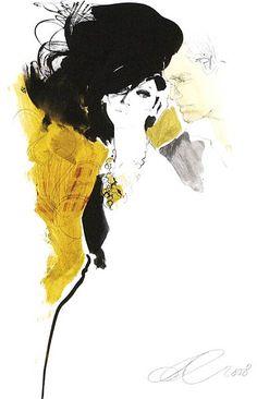 Vogue (by David Downton)