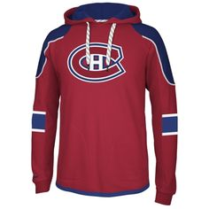 Montreal Canadiens Hoodie - I want one!